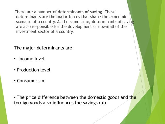 saving function in economics