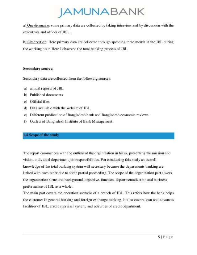 """internship report of jamuna bank on foreign exchange l Subject: submission of the internship report  foreign exchange operation of the jamuna bank limited, banani branch"""" this report  back to back l/c opening: sometimes to complete export exporters have to buy raw."""