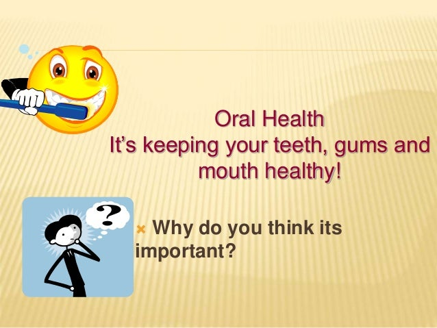 Personal Hygiene for Kids!  Slide 2