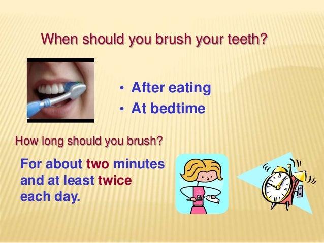 Personal Hygiene for Kids!  Slide 3