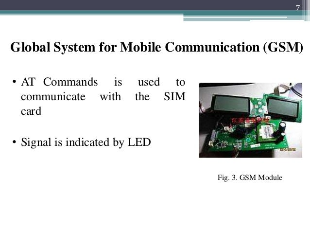 global system for mobile communication based car The global positioning system gps drawing, waymarking, and other kinds of location based mobile games robotics: communication edit.