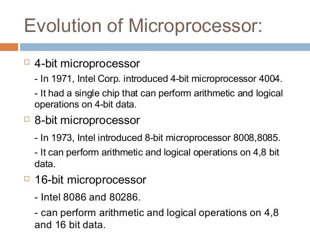 Microprocessors - 80386DX
