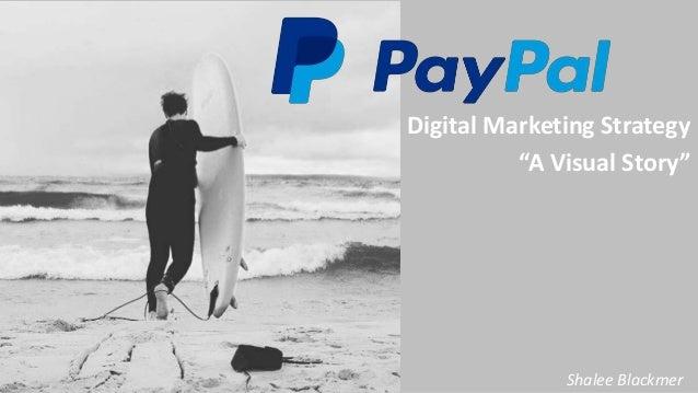 "Digital Marketing Strategy Shalee Blackmer ""A Visual Story"""