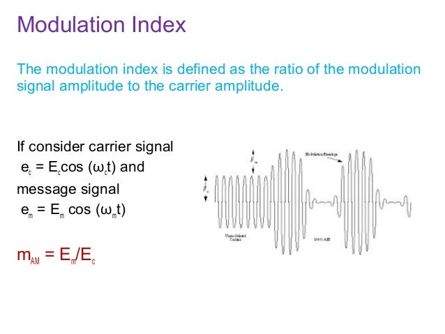 electromagnetic radiation and amplitude modulation essay Explain how the energy and amplitude of an electromagnetic wave are related   modulation, which is the method for placing information on these waves.