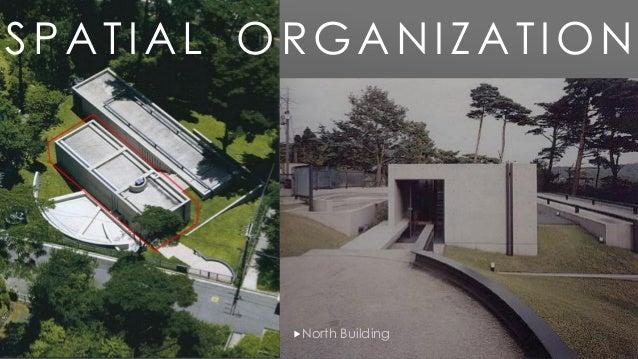 North Building SPATIAL ORGANIZATION ...
