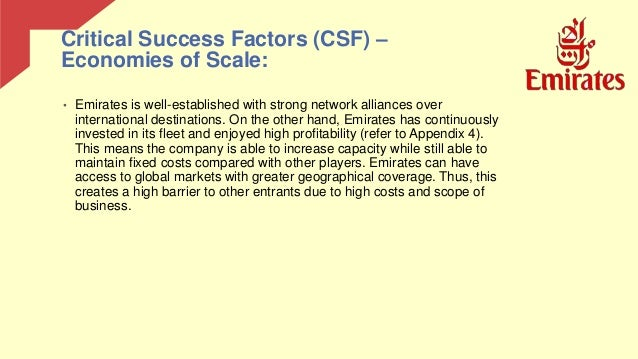 emirates strategic analysis Finally, analyzing emirates airline challenges through swot analysis and  comparing it with lufthansa group a prove of being very active with.