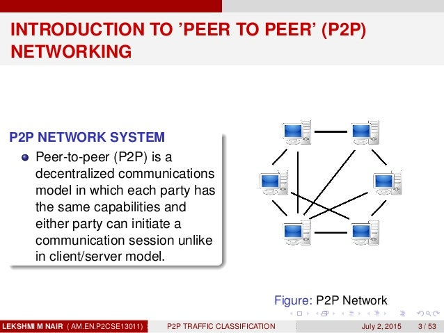 a comparison of the communication networks napster and gnutella Peer to peer technologies existing p2p systems napster gnutella freenet oceanstore farsite fasttrack communication model topology of gnutella.