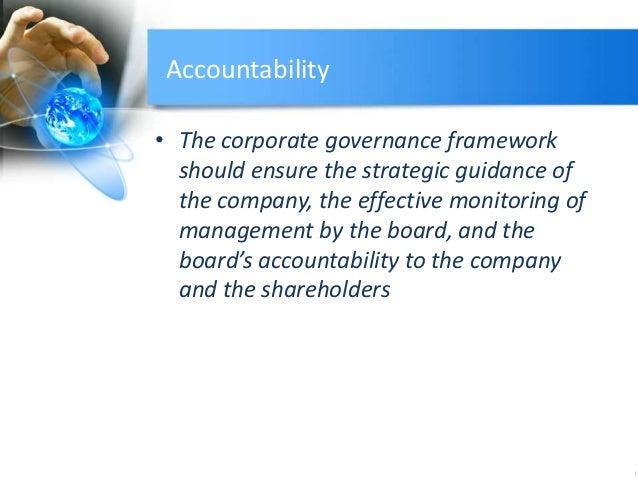 accountability in corporate governance pdf