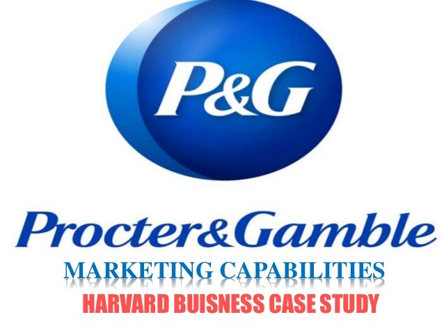 proctor and gamble global business services harvard case