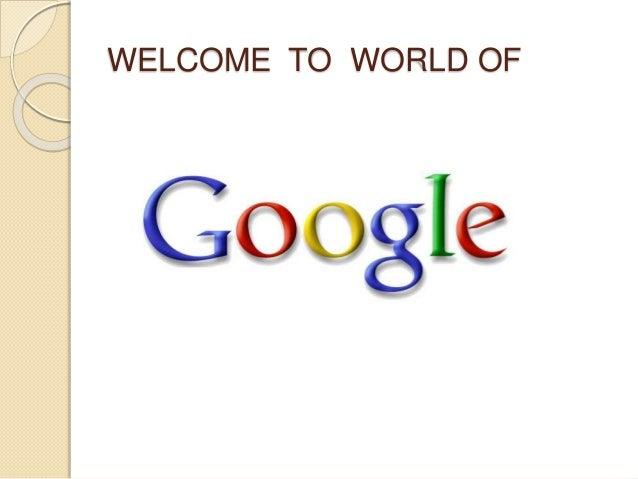 ppt on google v s yahoo