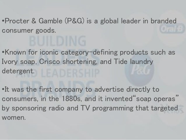 case study procter ang gamble merger with gillette marketing essay The approved pow (programs of work) if during construction, issues arise such as non-compliance with pow, it will be grounds for disapproval and non-payment of contractor unless re-construction was done based on legitimate pow description.