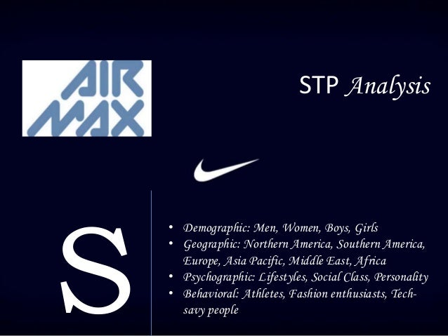 Stp analysis of nike
