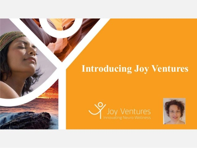 Introducing Joy Ventures