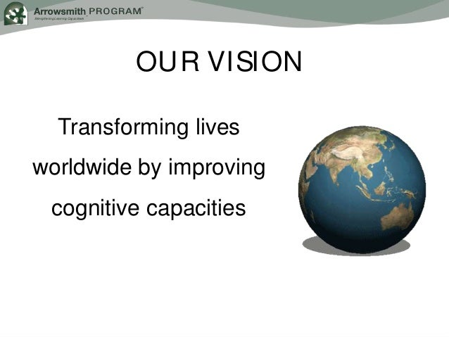 Update by Debbie Gilmore, Executive Director of The Arrowsmith Program Slide 3