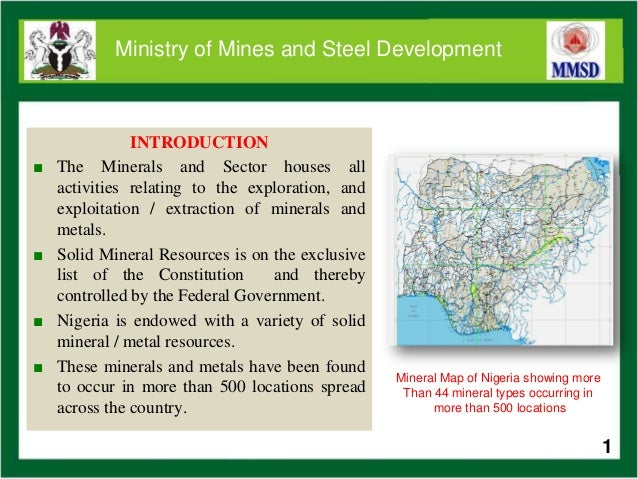 Image result for ministry of mines and steel development website