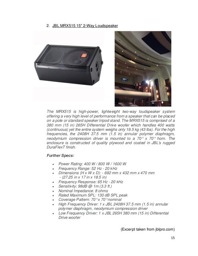 auditorium design case study Material, design and construction of this roof are one of a kind and serve as a   the focus of this paper will be a case study on the carbon fiber reinforced.