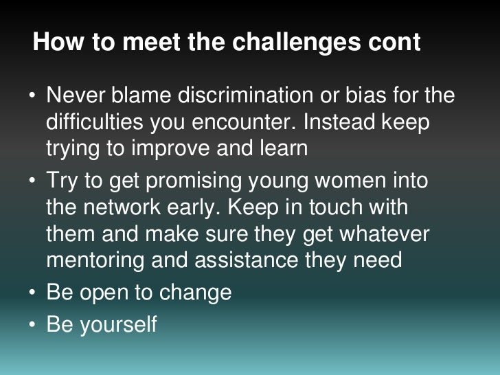 Backgrounds of IT Consultants <br />I looked at the background of a lot of the female (and male) consultants  <br />There ...