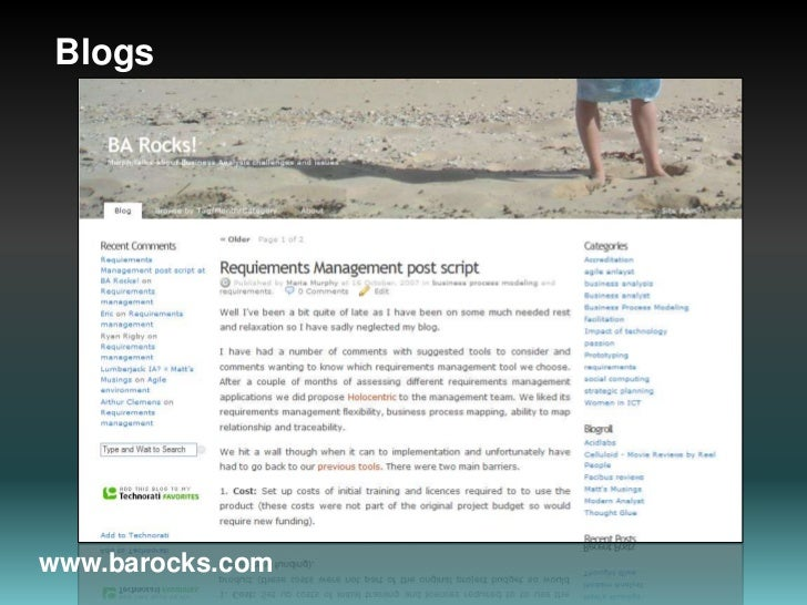 The Web 2.0-way<br />Tools represent new ways to:<br />Communicate and reach out to others<br />Create trusted relationshi...
