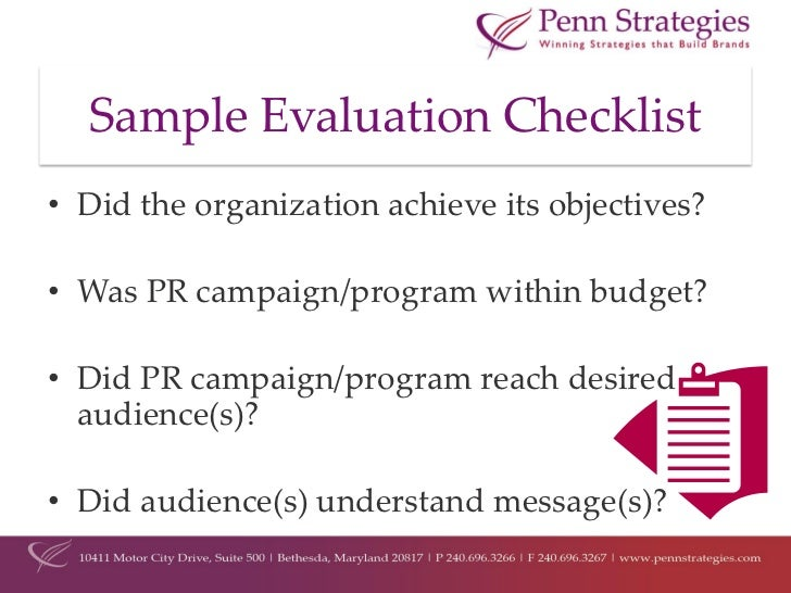 successful public relations campaigns Like all the best recipes, there's a list of key core ingredients every good pr  campaign should include but it's the method by which you mix them.