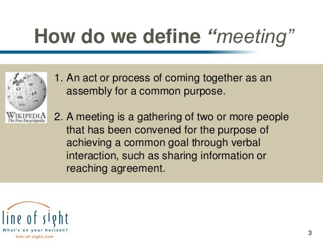 Top 10 Must Do's For Effective Meetings Slide 3