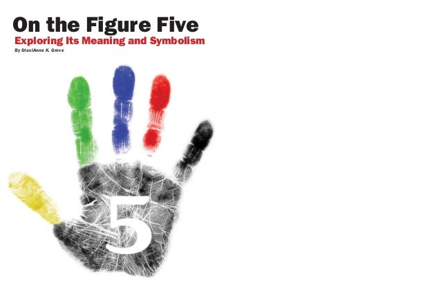 On the Figure Five By StaciAnne K. Grove Exploring Its Meaning and Symbolism By StaciAnne K. Grove