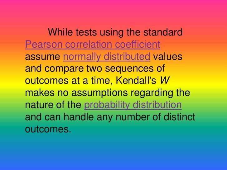 Friedman Test- A Presentation