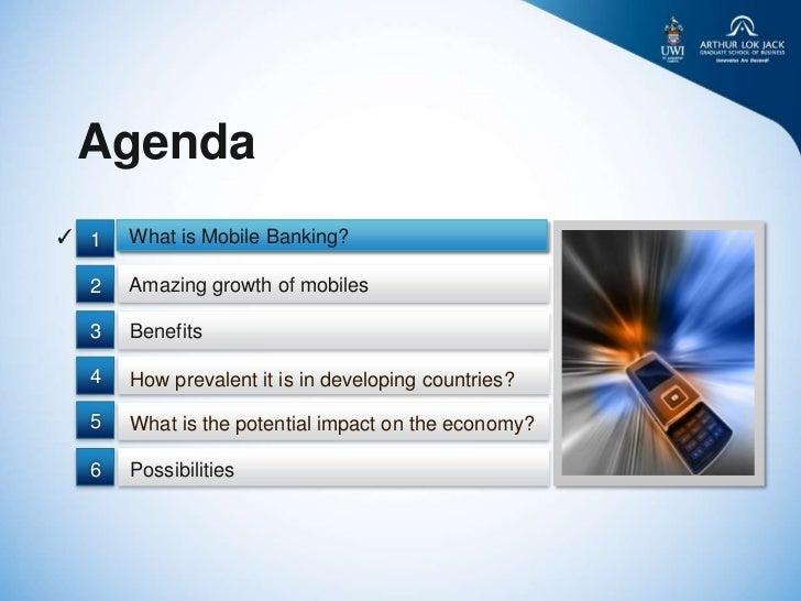 Mobile Banking Slide 2