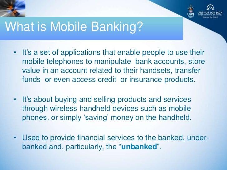 Mobile Banking Slide 3