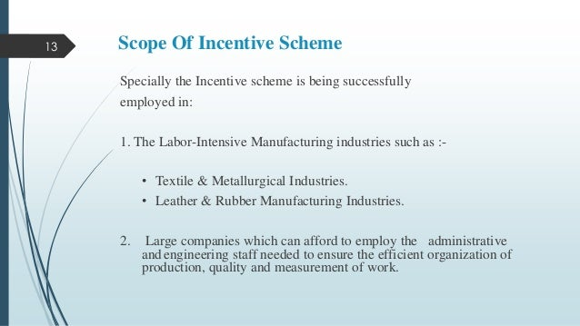 calculating performance linked incentive Sample business contracts  stock based should be linked to a combination of  objective factor used for calculating the cash based performance incentive.