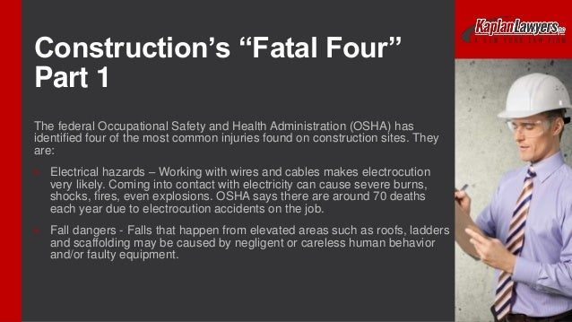 Most Common Workplace Injuries Slide 2