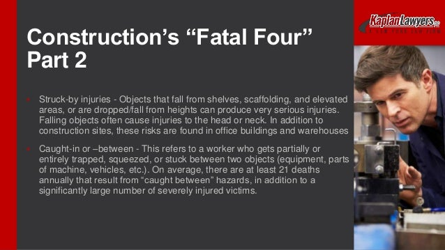 Most Common Workplace Injuries Slide 3