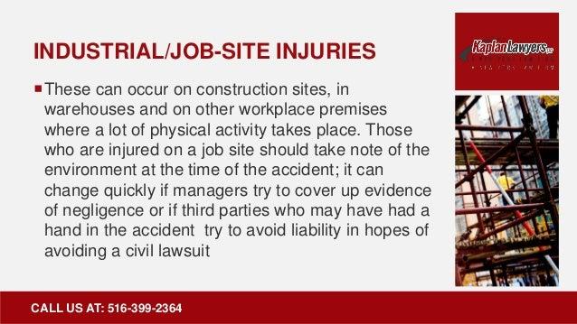 Hazards in The Workplace Slide 2
