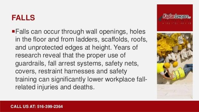 Hazards in The Workplace Slide 3