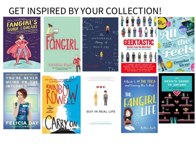 GET INSPIRED BY YOUR COLLECTION!