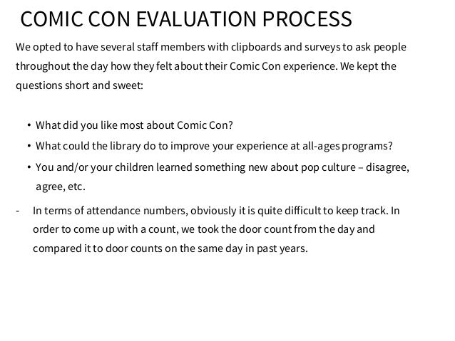 Hosting Your Own Comic Con: The Ultimate All-Ages Program