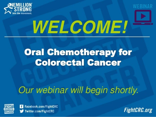 Chemo In A Bottle Oral Chemotherapy For Colorectal Cancer