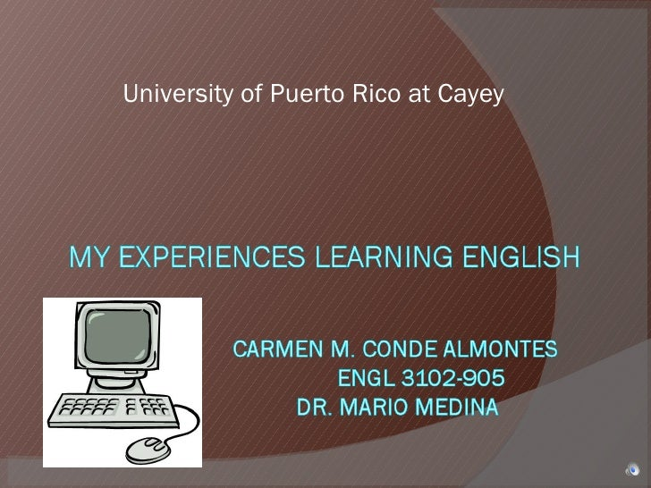 University of Puerto Rico at Cayey