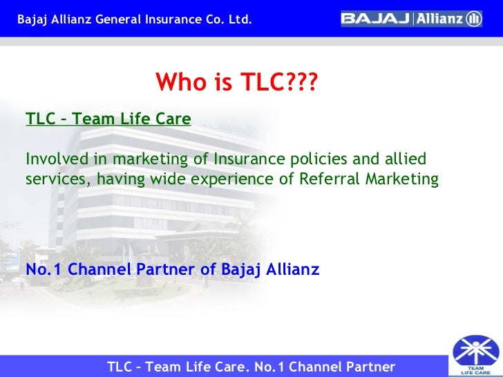 7 ps of marketing in bajaj allianz Bajaj allianz's top competitors are hdfc life, sbi life and icici prudential life insurance see bajaj allianz's revenue, employees, and funding info on owler, the world's largest community-based bajaj allianz's competitors, revenue, number of employees, funding and acquisitions bajajallianzcom.