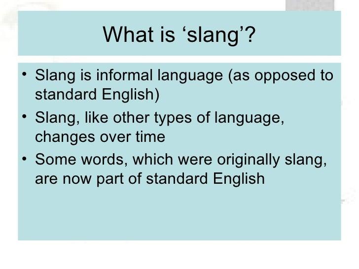 slang examples