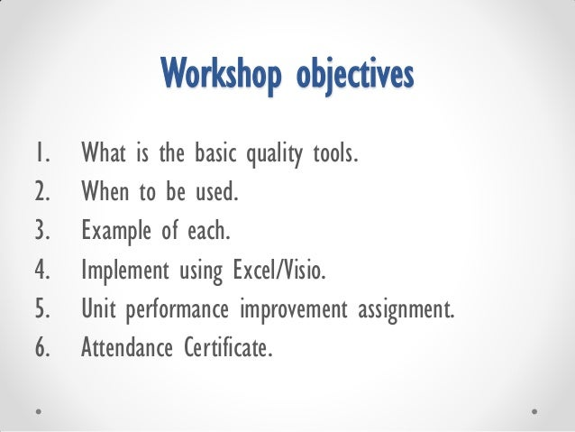 the seven new quality tools used The seven basic tools of quality (also known as 7 qc tools) originated in japan when the country was undergoing major quality revolution and had become a m.
