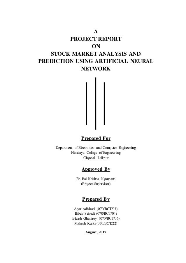 Stock Market Analysis and Prediction