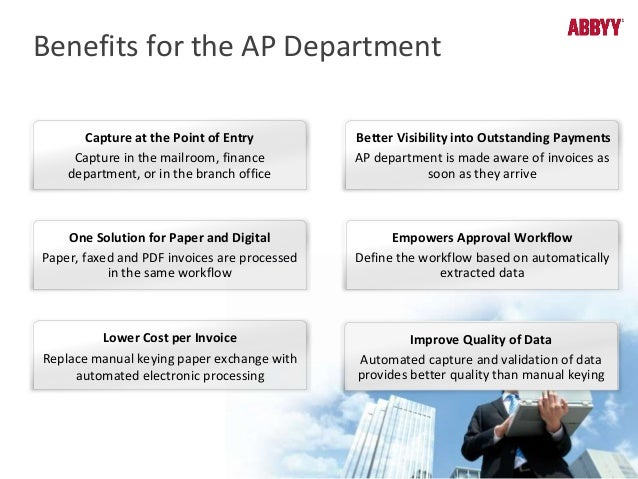 Payable Upon Receipt Excel The Secret To An Efficient Accounts Payable Department Word Document Invoice with Neat Receipt Download  Posting Touchless Processing  Picture Of Receipts Pdf