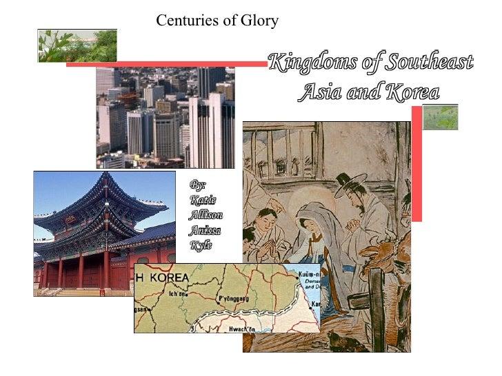 Centuries of Glory