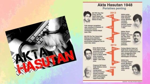 AKTA HASUTAN & ISA  Slide 2