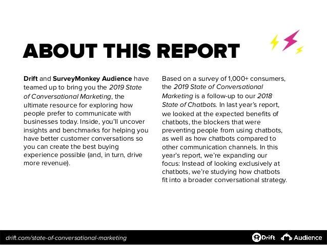 State of Conversational Marketing 2019 [Free Report] Slide 2