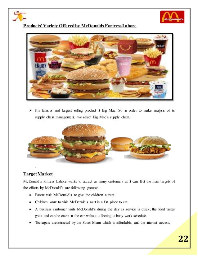 supply chain mcdonald hamburger Our food as the world's largest restaurant company, we have the opportunity to use our scale and reach to drive innovation and improvements in responsible sourcing, and create a food and packaging system in which people, animals and the planet thrive.