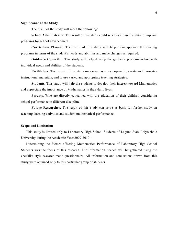 thesis about instructional materials in mathematics Teaching and learning mathematics content—the use of optimal instructional techniques, the design of instructional materials.