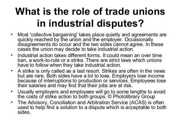 Essay on Trade Union: Top 13 Essays
