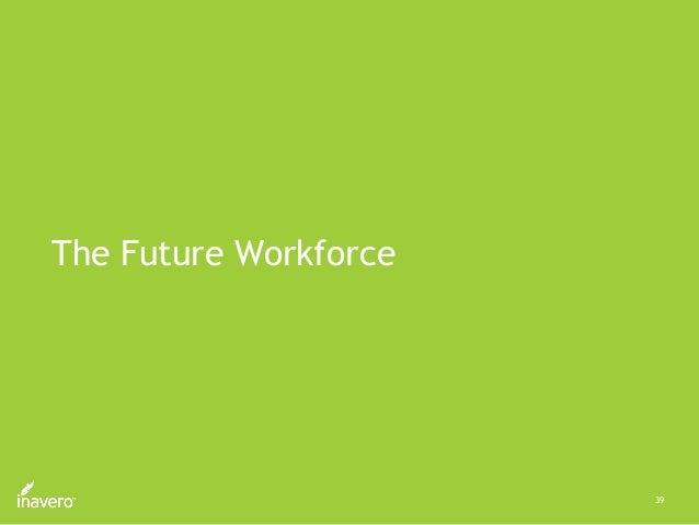 39 The Future Workforce