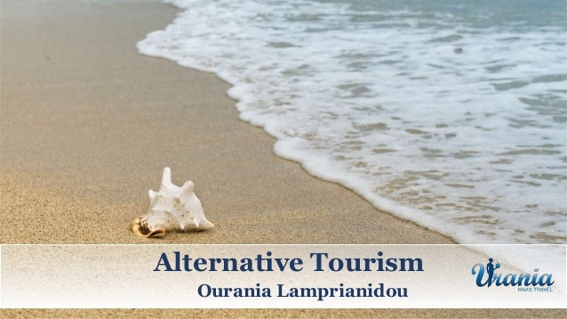 Ourania Lamprianidou Alternative Τourism